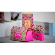 Фарби HP Indigo Fluorescent Pink, Yellow, Green и Orange