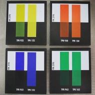 Тампонна фарба для друку з полістиролу, ABS - і SAN-пластикам, полікарбонату Tampastar TPR