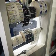 Трафаретна УФ - фарба для плівок з поліетилену (РЕ) та поліпропілену (РР) UltraRotaScreen UVRS